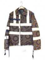 CRAIG GREEN(クレイグ グリーン)の古着「パッチワークジャケット」