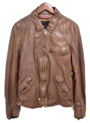 GOLDEN GOOSE(ゴールデングース)の古着「レザージャケット」