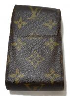 LOUIS VUITTON(ルイ・ヴィトン)の古着「シガレットケース」|ブラウン