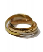 Cartier(カルティエ)の古着「トリニティーリング」
