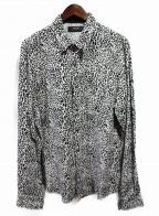 AMIRI(アミリ)の古着「レオパードシャツ」
