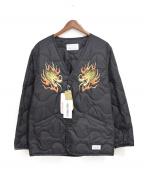 WACKOMARIA(ワコマリア)の古着「キルティングジャケット」