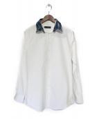 DSQUARED2(ディースクエアード)の古着「デニムカラーシャツ」