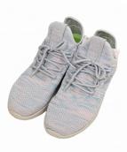 adidas×PHARRELL WILLIAMS(アディダス×ファレル・ウィリアムス)の古着「Tennis HU/ローカットスニーカー」
