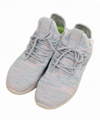 adidas×PHARRELL WILLIAMS(アディダス×ファレル・ウィリアムス)の古着「Tennis HU/ローカットスニーカー」|グレー