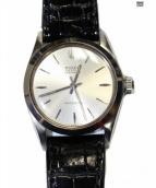 ROLEX(ロレックス)の古着「スピードキング/腕時計」|シルバー文字盤.バーインデックス