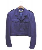 BALENCIAGA(バレンシアガ)の古着「ショート丈ジャケット」