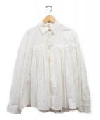LIMI feu(リミフゥ)の古着「フリルシャツ」