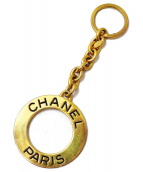CHANEL(シャネル)の古着「キーリング」 ゴールド