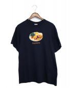 SUPREME(シュプリーム)の古着「18SS Chicken Dinner Tee」|ネイビー