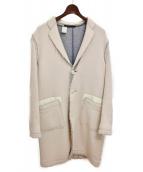 N.HOOLYWOOD(エヌハリウッド)の古着「チェスターコート」|ホワイト