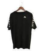 Gosha Rubchinskiy(ゴーシャ ラブチンスキー)の古着「ゲームシャツ」|ブラック