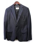 Maison Martin Margiela(メゾンマルタンマルジェラ)の古着「セットアップスーツ」|ネイビー