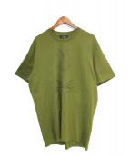 GIVENCHY(ジバンシー)の古着「プリントTシャツ」|グリーン