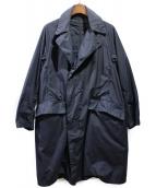 TEATORA(テアトラ)の古着「デバイスコート」|ネイビー