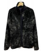 Needles Sportswear(ニードルズスポーツウェア)の古着「フリースジャケット」|グリーン