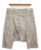 COMME des GARCONS SHIRT(コムデギャルソンシャツ)の古着「サルエルパンツ」|グレー