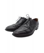 SCOTCH GRAIN(スコッチグレイン)の古着「ビジネスシューズ」|ブラック