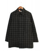 Supreme(シュプリーム)の古着「ステンカラーコート」|ブラック