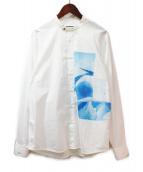 JIL SANDER(ジルサンダー)の古着「19SS Symphony Shirt」 ホワイト