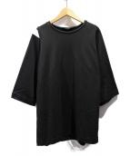 Y-3(ワイスリー)の古着「スウェットシャツ」|ブラック