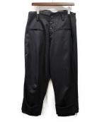 nemeth(ネメス)の古着「ジョッパーズパンツ」|ブラック