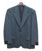 COMME des GARCONS Homme Plus(コムデギャルソンオムプリュス)の古着「ワイドテーラードジャケット」|グレー