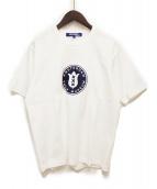 JUNYA WATANABE MAN(ジュンヤワタナベ マン)の古着「プリントTシャツ」|ホワイト