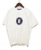 JUNYA WATANABE MAN(ジュンヤワタナベマン)の古着「プリントTシャツ」 ホワイト