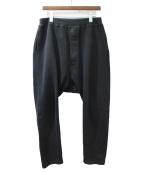 JUNYA WATANABE MAN(ジュンヤワタナベ マン)の古着「スウェットパンツ」|ブラック