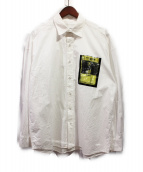 yoshio kubo GROUNDFLOOR(ヨシオクボ グランドフロア)の古着「19SS WANTED POCKET L/S SHIRTS 」|ホワイト