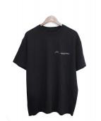 A COLD WALL(アコールドウォール)の古着「20SS クルーネックTシャツ」|ブラック