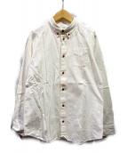 WMV(ダブリューエムブイ)の古着「ボタンダウンシャツ」|ホワイト