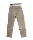 VISVIM(ヴィスヴィム)の古着「PASTORAL PANTS」|カーキ