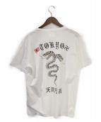 WACKO MARIA(ワコマリア)の古着「バックプリントTシャツ」|ホワイト