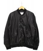 TOGA VIRILIS(トーガ ヴィリリース)の古着「ナイロンブルゾン」|ブラック