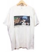 jouetie(ジュエティ)の古着「×エヴァンゲリヲン コラボTシャツ」|ホワイト