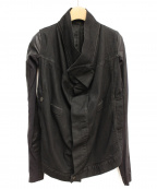 DRKSHDW(ダークシャドウ)の古着「変形ジャケット」|ブラック