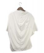 Y. PROJECT(ワイプロジェクト)の古着「レイヤートTシャツ」|ホワイト
