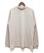 Christian Dior(クリスチャン ディオール)の古着「20AW モックネックスウェット」|ライトグレー