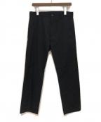 Y's for men(ワイズフォーメン)の古着「スラックス」|ブラック