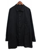 s'yte(サイト)の古着「オーバーサイズシャツ」|ブラック