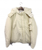 Liberaiders(リベライダーズ)の古着「PUFF JACKET」 ホワイト