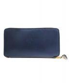 tricot COMME des GARCONS(トリココムデギャルソン)の古着「長財布」|ネイビー