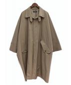 SYU. HOMME/FEMM()の古着「Rawind Coat」|カーキ