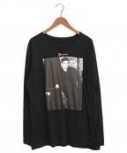 SYU.(シュウ)の古着「長袖Tシャツ」 ブラック