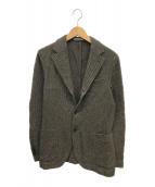 ()の古着「3Bジャケット」|ブラウン