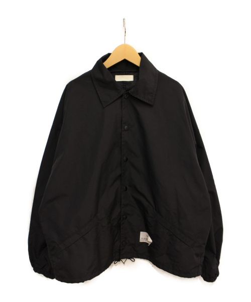 NEON SIGN(ネオンサイン)NEON SIGN (ネオンサイン) コーチジャケット ブラック サイズ:46の古着・服飾アイテム