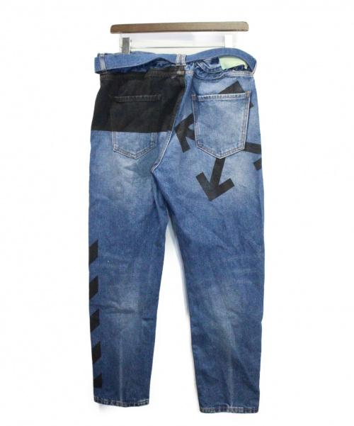OFFWHITE(オフホワイト)OFFWHITE (オフホワイト) デニムパンツ インディゴ サイズ:34の古着・服飾アイテム