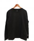 YOHJI YAMAMOTO×New Era(ヨウジヤマモト×ニューエラ)の古着「20SS × NEW ERA LS T-shirt」 ブラック